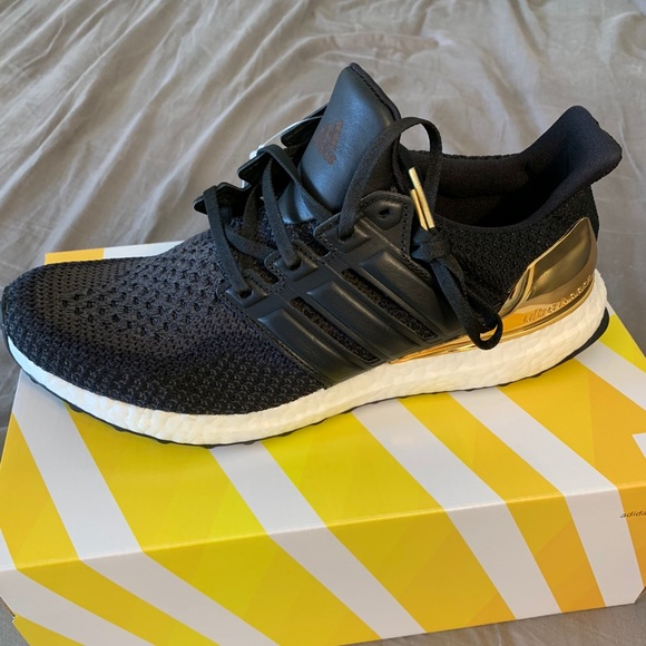 2913f585a19 Adidas Ultra Boost Gold Medal
